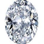 יהלום אובל - oval diamond
