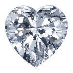 יהלום לב - heart diamond