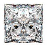יהלום פרינסס - princess diamond