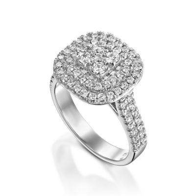 טבעות יהלומים גדולות ADR-00243-1